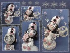 Клоун и его первый снег