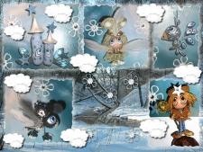 Зимняя сказка о снах